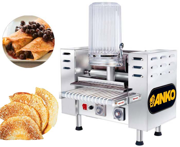 Automatic crepe machine CR-200