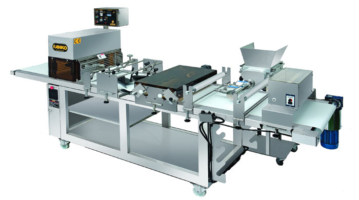 Pastry products making machine PMM-400