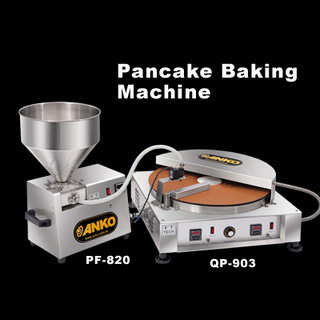 Bakkerij Machine - Crêpe Equipment