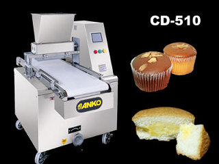 Padaria Machine - Cup Cake Equipment