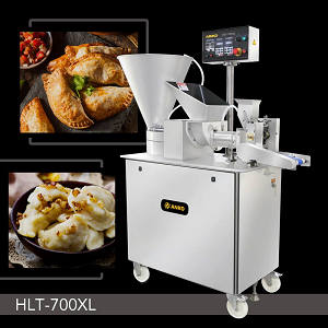 Ekmek Makinesi - Curry Puff Equipment