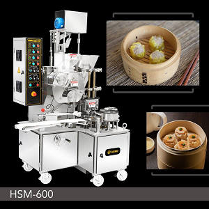 Bakery Machine - Dim sum Equipment