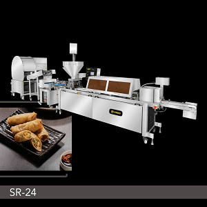 Bakery Machine - Dimsum Equipment