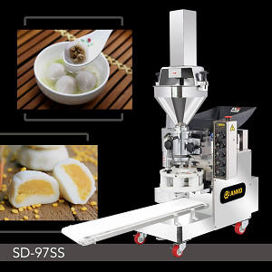 Padaria Machine - Knedle Dumpling , repleto de frutas Equipment