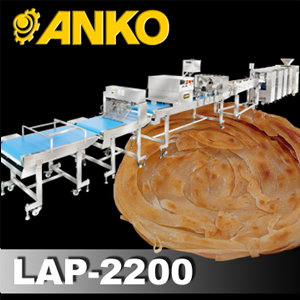 Bakery Machine - Lacha Paratha Equipment