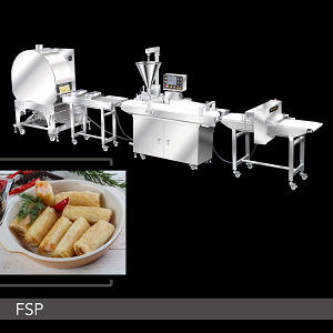 Machine de boulangerie - Lumpia Equipment