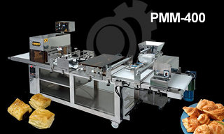 Machine de boulangerie - Pastizzi Equipment