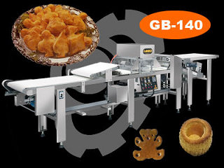 Bakkerij Machine - Bladerdeeg Equipment