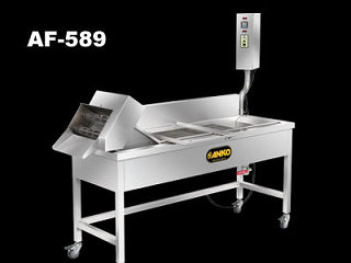 Bakery Machine - Puri Equipment