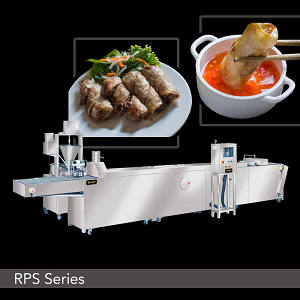 Bakery Machine - Vietnames Spring Roll Equipment
