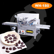 Chocolate macchina | Chocolate Coating And Shaping Machine