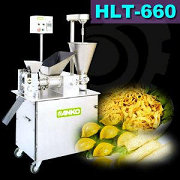 Curry Puff Machine | Multipurpose Filling & Forming Machine