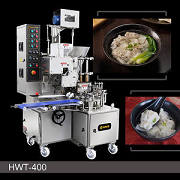 Dumpling Machine | Automatic Double-Line Won Ton Machine
