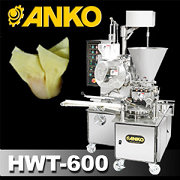 Dumpling Machine | Automatic Triple Line Mini Won Ton Machine