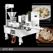 Máy dán Stick | Automatic Dual Line Imitation Hand Made Dumpling Machine
