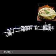 Ciasto francuskie maszyn | Automatic Layer & Stuffed Paratha Production Line