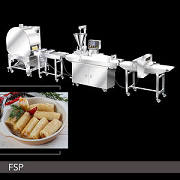 Spring Roll Machine | Fully Automatic Finger Spring Roll Production Line