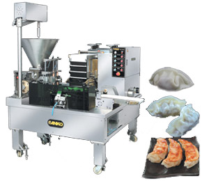 Automatic Dumpling Folding Machine, AFD-888