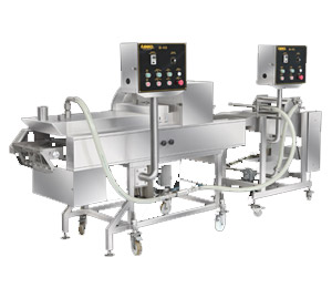 Automatic Batter And Crumb Breading Production Line, BBCB